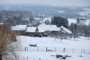 La plus ancienne maison du village